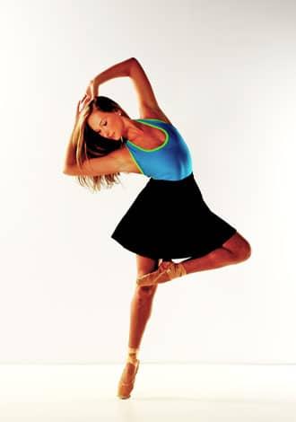 Institute of Dance Artistry (IDA) teacher Lauren Maschmeyer.