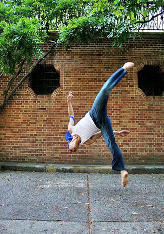 Institute of Dance Artistry (IDA) teacher Yuki Ishiguro.