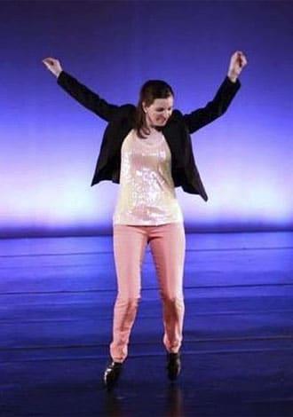 Institute of Dance Artistry (IDA) teacher Amy Smith.