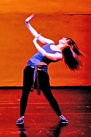Institute of Dance Artistry (IDA) teacher and director Jamie Lipskin.