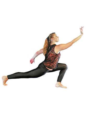 Institute of Dance Artistry (IDA) teacher Julie Marinucci.