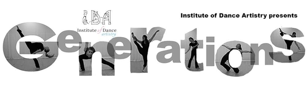 Institute of Dance Artistry (IDA) 2016 Generations Dance Concert.