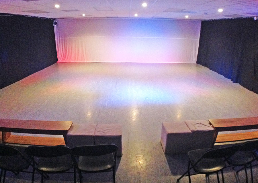 Institute of Dance Artistry (IDA), located in Fort Washington PA and Plymouth Meeting, Black Box Theater.