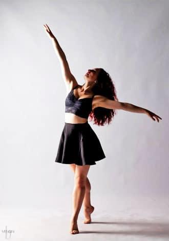 Institute of Dance Artistry (IDA) teacher Sarah McWilliams.