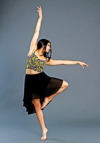 Institute of Dance Artistry (IDA) teacher Kelli Moshen.