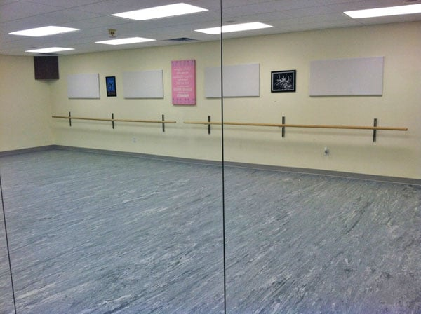 Institute of Dance Artistry (IDA), located in Fort Washington PA and Plymouth Meeting, rehearsal space rental.